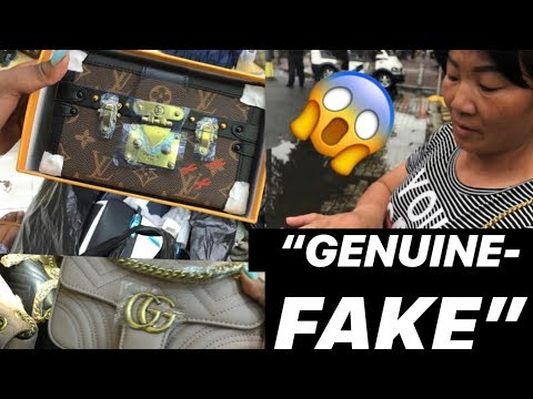 VLOG -Guangzhou Part 1/Discovering Illegal Replica Markets |Aone Ditirwa (Botswana Youtuber)