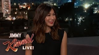 Gemma Chan on Captain Marvel, Robots & Crazy Rich Asians