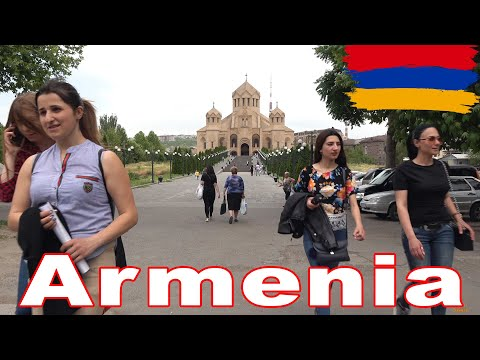 Armenia 4K. Interesting Facts About Armenia