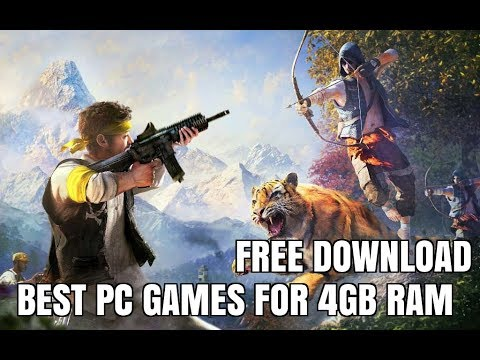 Top 10 4GB Ram Best PC Games Till 2019 - Medium Specs Games Download
