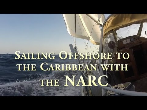 Sailing Offshore to the Caribbean with the NARC Rally