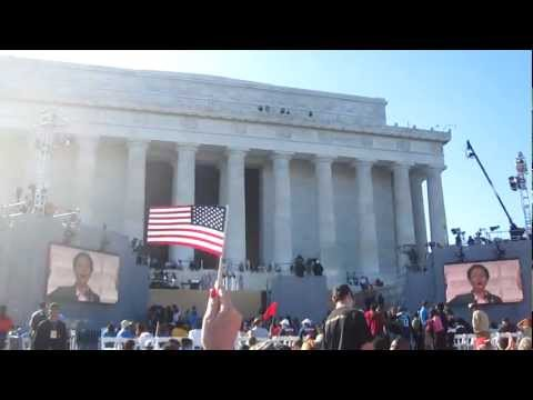 Matthew Shepard honored at One Nation Working Together Rally March on Washington D.C.