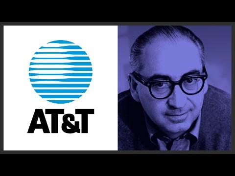 AT&T Logo - Saul Bass  |  Logo design & Designer review