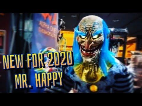 NEW FOR 2020 SVI Mr. Happy - Morris Costumes