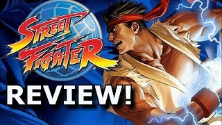 Street Fighter 30th Anniversary Collection Review! (PS4/Switch/Xbox One)