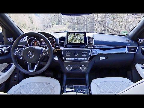 Mercedes GLS (2016) INTERIORS