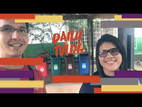Daily TVlog 7 – Intercâmbio no Chile