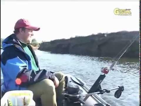 щербаковы рыбная ловля  даунриггер