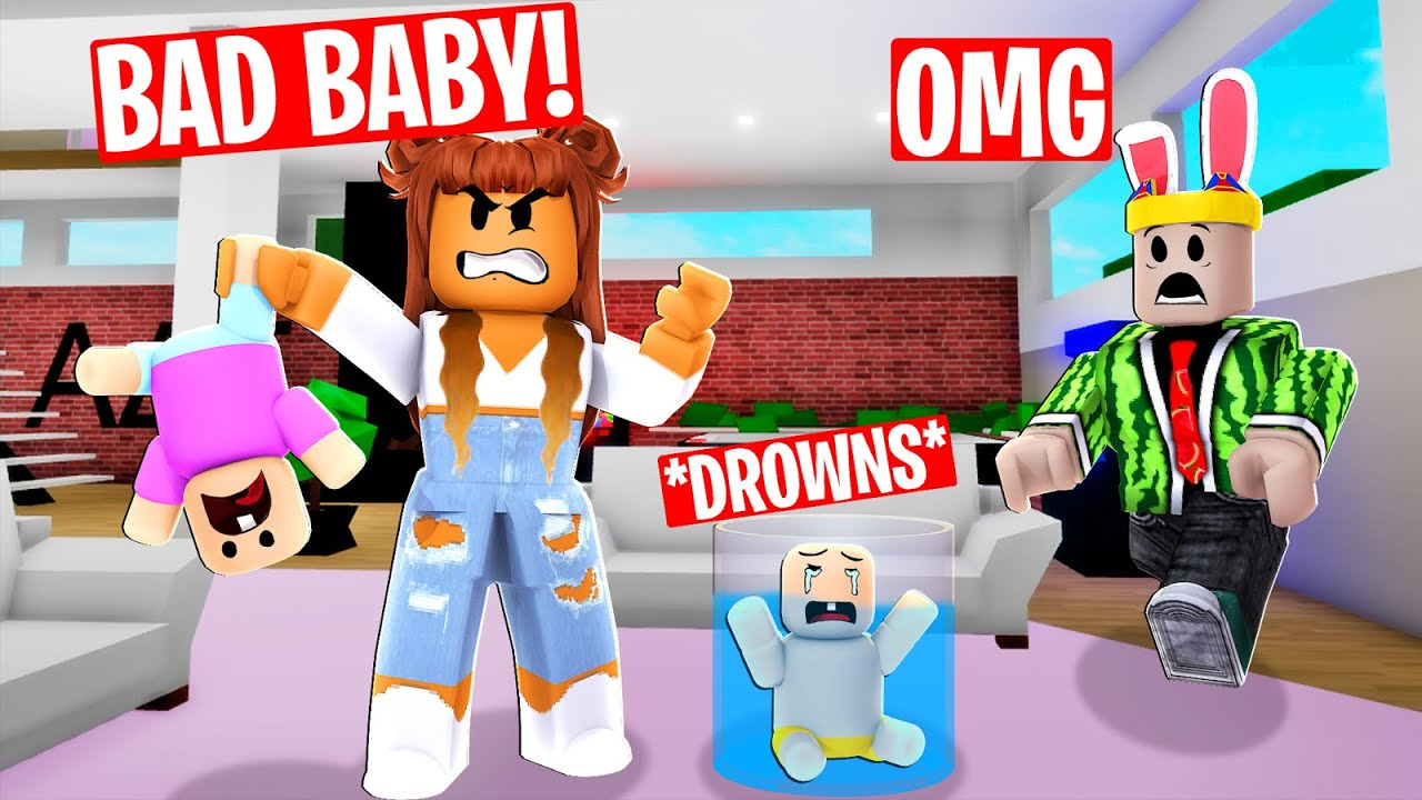 I CAUGHT THE BABYSITTER TORTURING MY KIDS...(Brookhaven rp)
