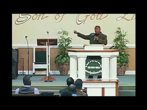 12th Year Church Anniversary-Elder Pitts-12/8/2017-The Church of Our Lord Jesus Christ, Mobile AL
