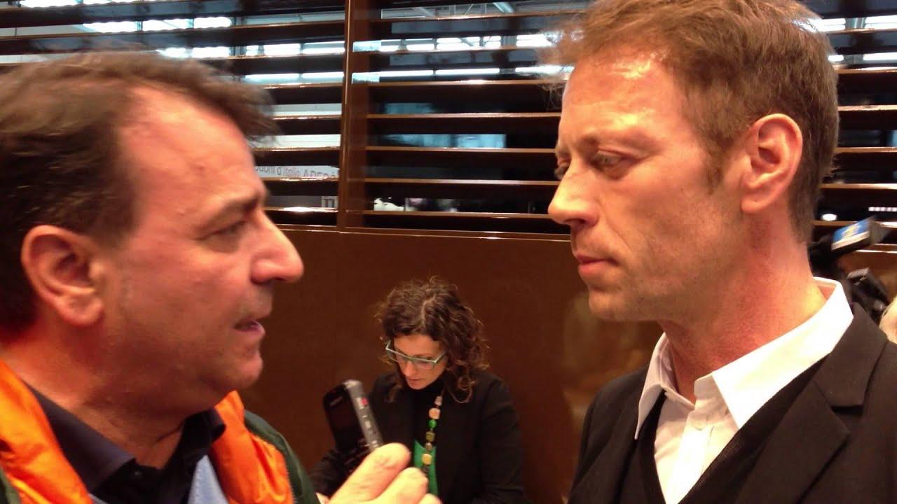 Rocco Siffredi: Gianni Manuel Intervista Rocco Siffredi Vinitaly 2013
