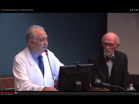 Il nuovo Codice Europeo Anticancro - I 12 Pilastri della Prevenzione