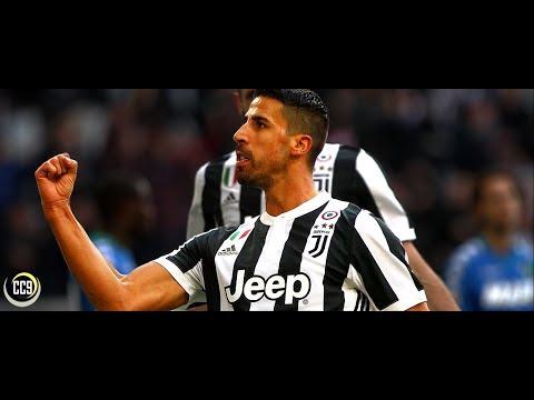 Sami Khedira 2017/18 - Goals & Skills - HD