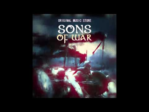 ORIGINAL MUSIC STORE - Hells Gates - SONS OF WAR