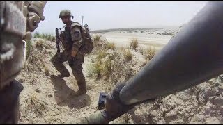 M72 LAW Rocket Fired Too Close To Wall
