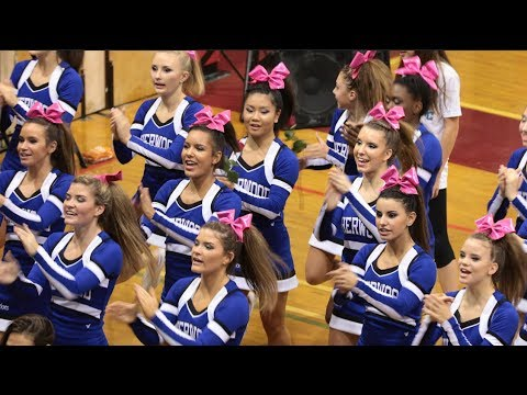 MCPS Cheer Division II Competition 2017