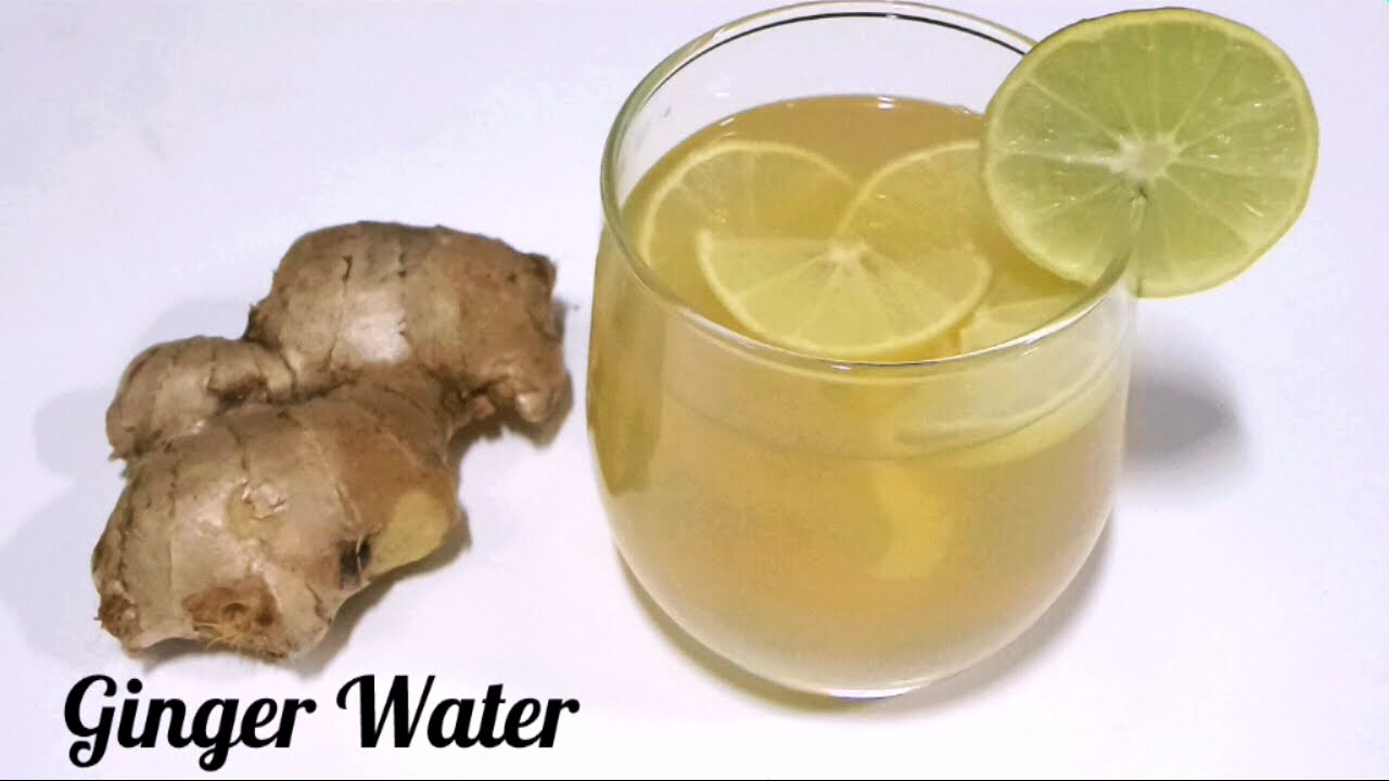 Ginger tea is a great way to lose weight