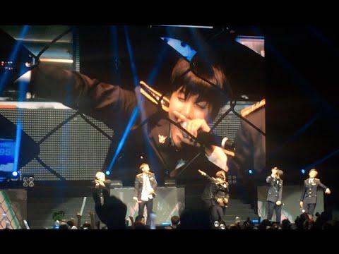 [fancam] BTS Hip Hop Lover @ TRB in Chicago 150724