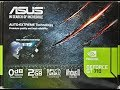 Unboxing And Installing ASUS -Nvidia GeForce GT 710 2GB DDR3 GPU And Graphics Boot Up
