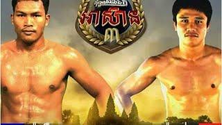 vorn viva vs rachan | vorn viva vs laos | khmer boxing international 2015 | khmer boxing 2015 new