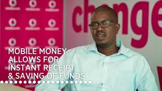 Vodacom Tanzania's Polycarp Ndekana on international remittances via mobile money