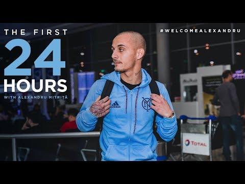 #WelcomeAlexandru | First 24 Hours