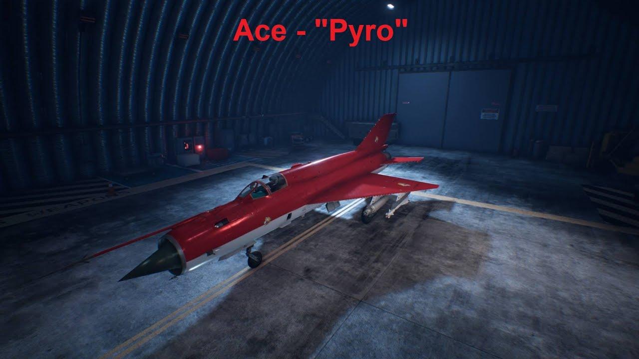 ACE COMBAT™ 7: Mission 1 - Ace
