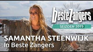 Samantha Steenwijk blikt vooruit op Beste Zangers