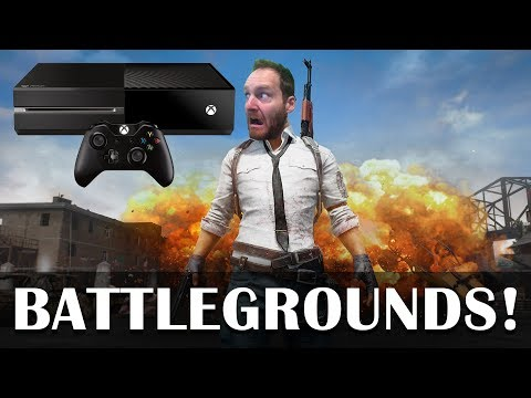 PlayerUnknown's Battlegrounds XBOX ONE gameplay #52 - CONSOLE CURRYWURST! thumbnail