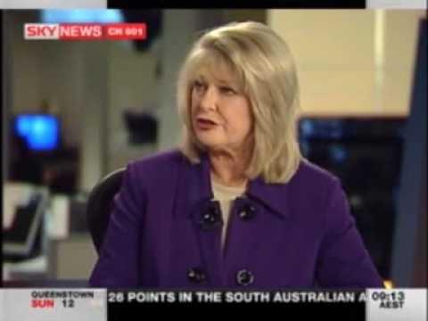 Helen Coonan on Sky News Sunday Agenda 3 May 2009 part2