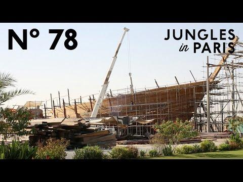 Building The World's Largest Dhow (Dubai, U.A.E.)