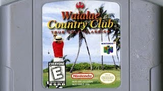 CGR Undertow - WAIALAE COUNTRY CLUB: TRUE GOLF CLASSICS review for Nintendo 64