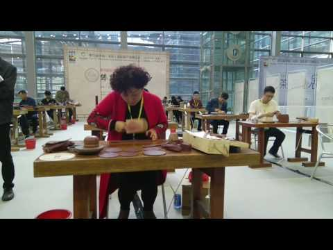 Competition! Yixing Teapot Making by Yixing Teapot Masters