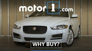 Why Buy?   2017 Jaguar XE 20d Review