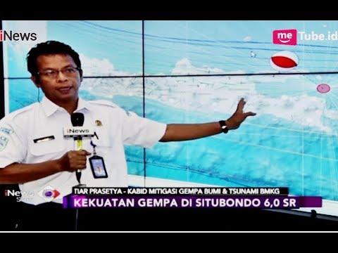 Gempa Situbondo Tidak Berpotensi Tsunami - INews Sore 11/10