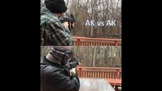 AIRSOFT VS: AK47 VS AK105