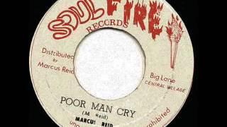 Marcus Reid - Poor Man Cry + Dub [Augustus Pablo]