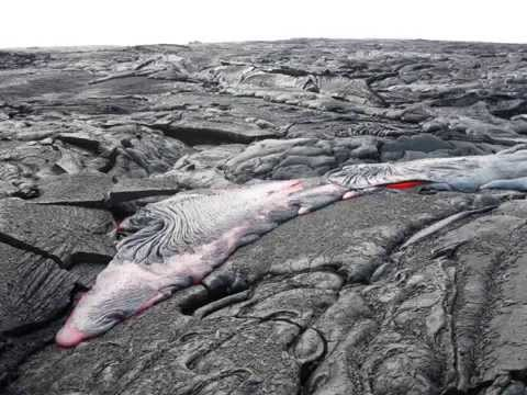 Hawaii volcano : Lava flow stalls, though official wary of