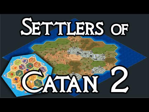 Settlers of Catan #2