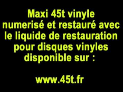 Jean Jacques Goldman - Quand La Musique Est Bonne Maxi 45t  Version Longue  SON HD