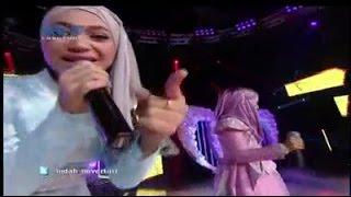 Fatin ft Indah Nevertari - Survivor @ Superstar Untukmu Perempuan RCTI