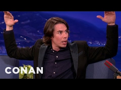 Jerry Trainor Had A Hellish First Job At SeaWorld - CONAN on TBS