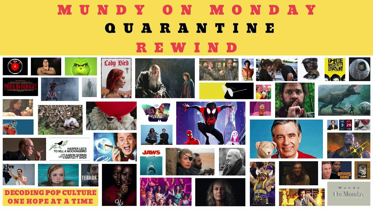 Mundy On Monday REWIND... coming soon