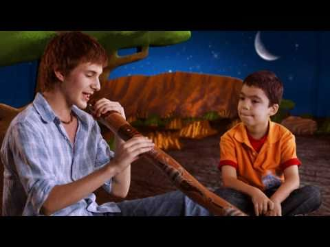 Melody Street - Meet Nathan and his Didgeridoo (Musical Guest)