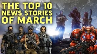 The Top 10 News Stories of March