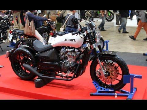 leonart motorcycles daytona 125 youtube. Black Bedroom Furniture Sets. Home Design Ideas