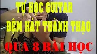 [Bài 1] Guitar Hướng Dẫn - Tự Học Guitar - Đệm Hát Tại Nhà - Hiển Guitar