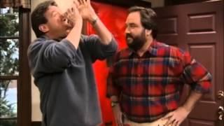 Hör mal wer da hämmert, der Blower Door Test mit Tim Allen