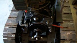"""Mini Dozer """"Blade added and catch up video"""""""