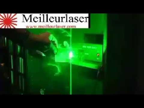 Laser Vert  2000mW Pas Cher